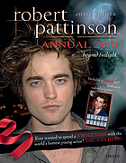 Robert Pattinson annual. 2010