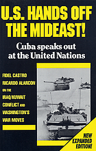 U.S. hands off the Mideast! : Cuba speaks out at the United Nations
