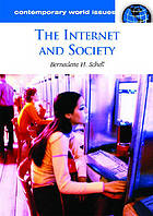 The Internet and society : a reference handbook