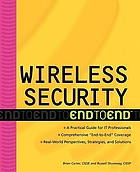 Wireless security : end to end