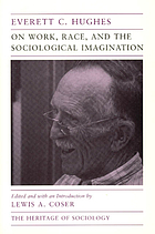 On Work, Race, and the Sociological Imagination cover image