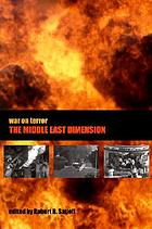 War on terror : the Middle East dimension : Proceedings of the 2001 Weinberg Founders Conference