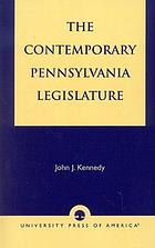The contemporary Pennsylvania legislature