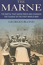 The Marne / Georges Blond; translated by H. Eaton Hart.