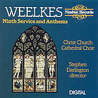Ninth service and anthems