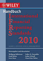 Handbuch international financial reporting standards 2010