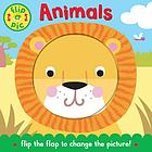 Animals : filp the flap to change the picture
