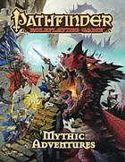 Pathfinder Roleplaying Game. Mythic adventures