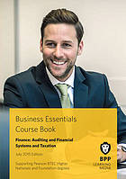 Finance : auditing and financial systems and taxation : course book.