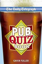 Daily Telegraph pub quiz book.
