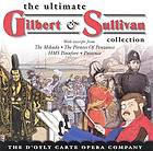 The ultimate Gilbert & Sullivan collection.