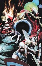 Earth X : collecting Earth X issues 0, 1-12, & X