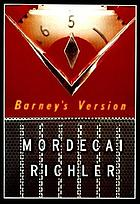 Barney's version : a novel