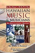 Hawaiian music and musicians : an encyclopedic history