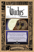 The witches' almanac : spring 2013 - spring 2014.