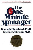 One minute manager.