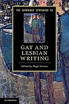 The Cambridge Companion to Gay and Lesbian Writing cover image