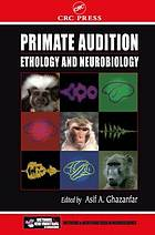Primate Audition: Ethology and Neurobiology cover image