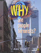 Why are people terrorists?
