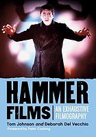 Hammer Films : an exhaustive filmography