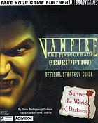 Vampire : the masquerade, redemption : official strategy guide