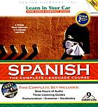 Learn in your car Spanish : levels 1-3