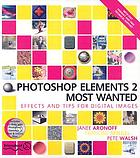 Photoshop Elements 2 most wanted