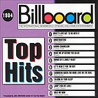 Billboard top hits, 1984.