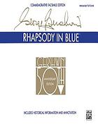 Rhapsody in blue : [for piano and jazz band] : [1924]