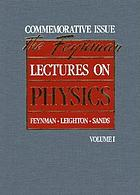 The Feynman lectures on physics/ 1, Mainly mechanics, radiation, and heat.