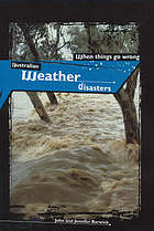 Australian weather disasters