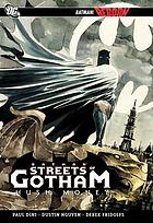 Batman : Streets of Gotham. [Vol. 1], Hush money