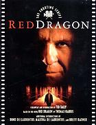 Red dragon : the shooting script