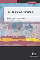 Civil litigation handbook.