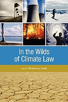 In the wilds of climate law