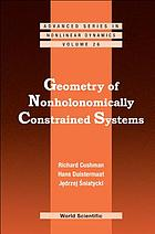 Geometry of the nonholonomically constrained systems