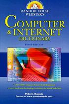 Random House Webster's computer & internet dictionary