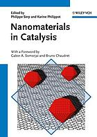 Nanomaterials in catalysis