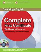Complete first certificate : student's book with answers