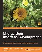 Liferay User Interface Development.