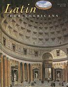 Latin for Americans. Second book