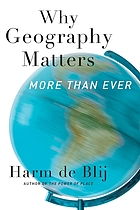 Why geography matters : more than ever