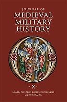 Journal of medieval military history X