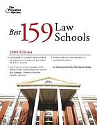 The best 159 law schools