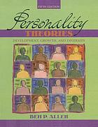 Personality theories : development, growth, and diversity