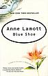 Blue shoe by  Anne Lamott