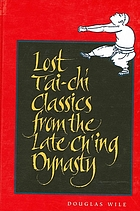 Lost tʻai-chi classics from the late Chʻing dynasty