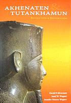 Akhenaten and Tutankhamun: Revolution and Restoration cover image