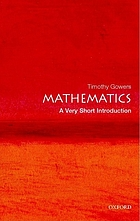 Mathematics : a very short introduction