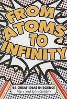 From atoms to infinity : 88 great ideas in science